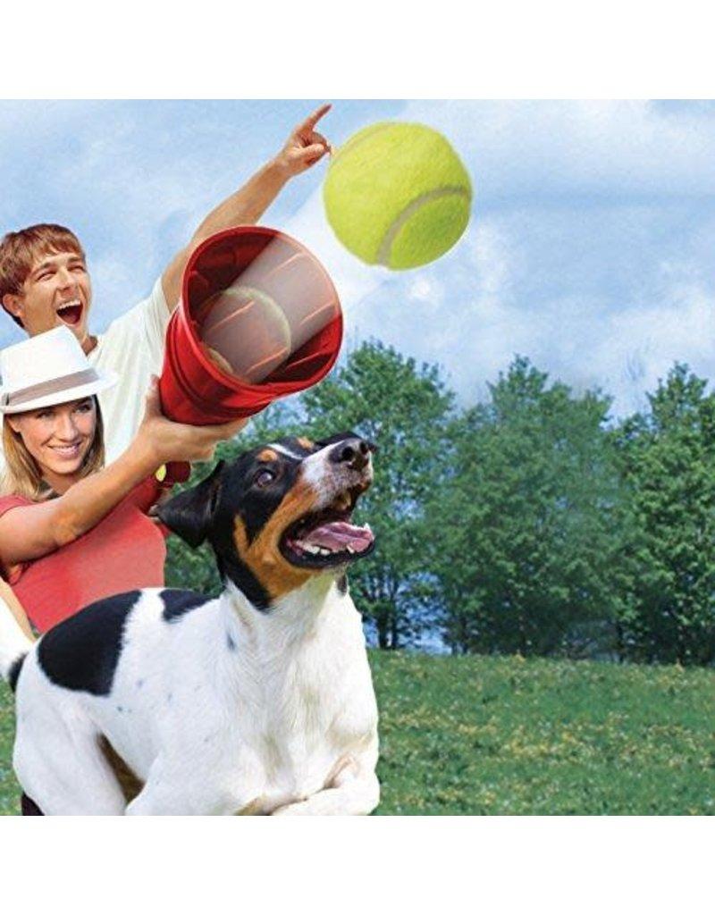 ETHICAL DOG LAUNCH & FETCH TENNIS BALL LAUNCHER