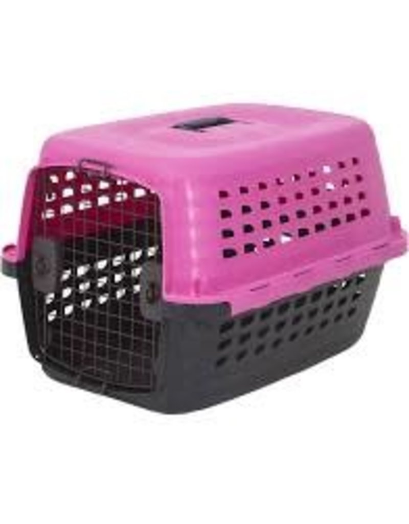 PETMATE INC - CARRIERS COMPASS KENNEL 24IN HTPK/BLK 24.6 X 16.9 X 15IN