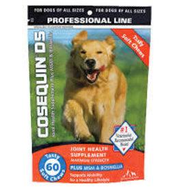 NUTRAMAX/COSEQUIN COSEQUIN DOG JOINT HEALTH SOFT CHEW + MSM 60CT
