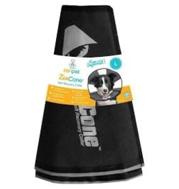 ZENPET SOFT RECOVERY COLLAR CONE LG