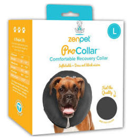 ZENPET INFLATABLE RECOVERY COLLAR LARGE