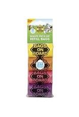 BRAMTON COMPANY BAGS ON BOARD RAINBOW REFILL 60