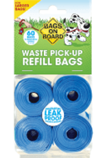 BRAMTON COMPANY BAGS ON BOARD REFILL PK 60 BAG