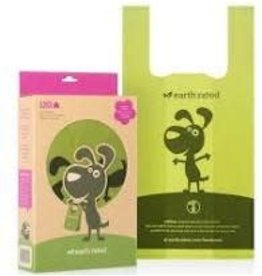Earth Rated Earth Rated Poop Bags w/handle 120 ct Eco Bags Lav Scent
