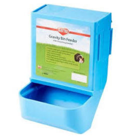 KAYTEE PRODUCTS INC GRAVITY BIN FEEDER W/BRACKET