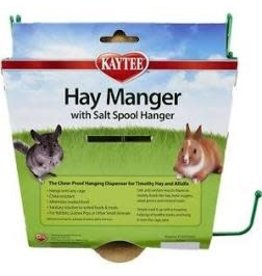 KAYTEE PRODUCTS INC HAYMANGER W/ SALT SPOOL