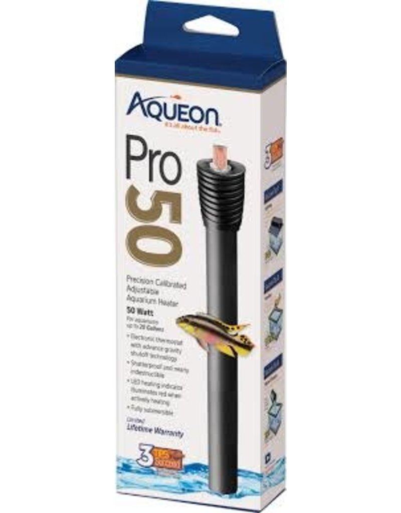 AQUEON PRODUCTS-SUPPLIES AQUEON PRO HEATER V2 50W