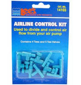 LEE'S AQUARIUM PRODUCTS AIRLINE CONTROL KIT