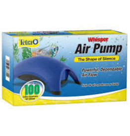 TETRA WHISPER 100 AIR PUMP