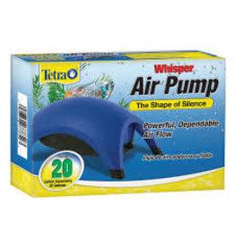 TETRA WHISPER 20 AIR PUMP