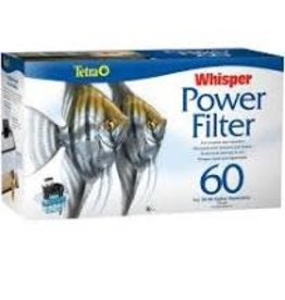 TETRA WHISPER 60 POWER FILTER