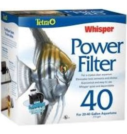 TETRA WHISPER 40 POWER FILTER