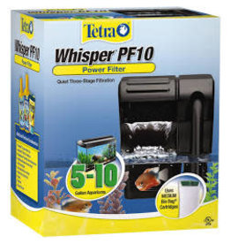 TETRA WHISPER PF10 POWER FILTER