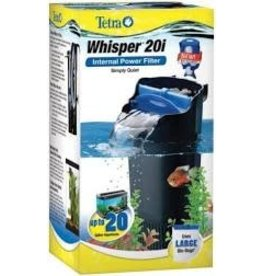 TETRA WHISPER 20i IN TANK FILTER