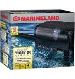 MARINELAND PENGUIN Pro-175 BIO-WHEEL FILTER