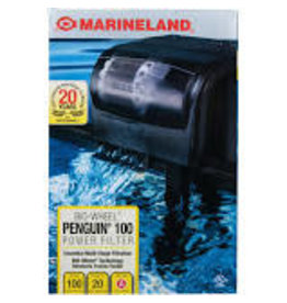 MARINELAND PENGUIN 100 BIO-WHEEL POWER FILTER