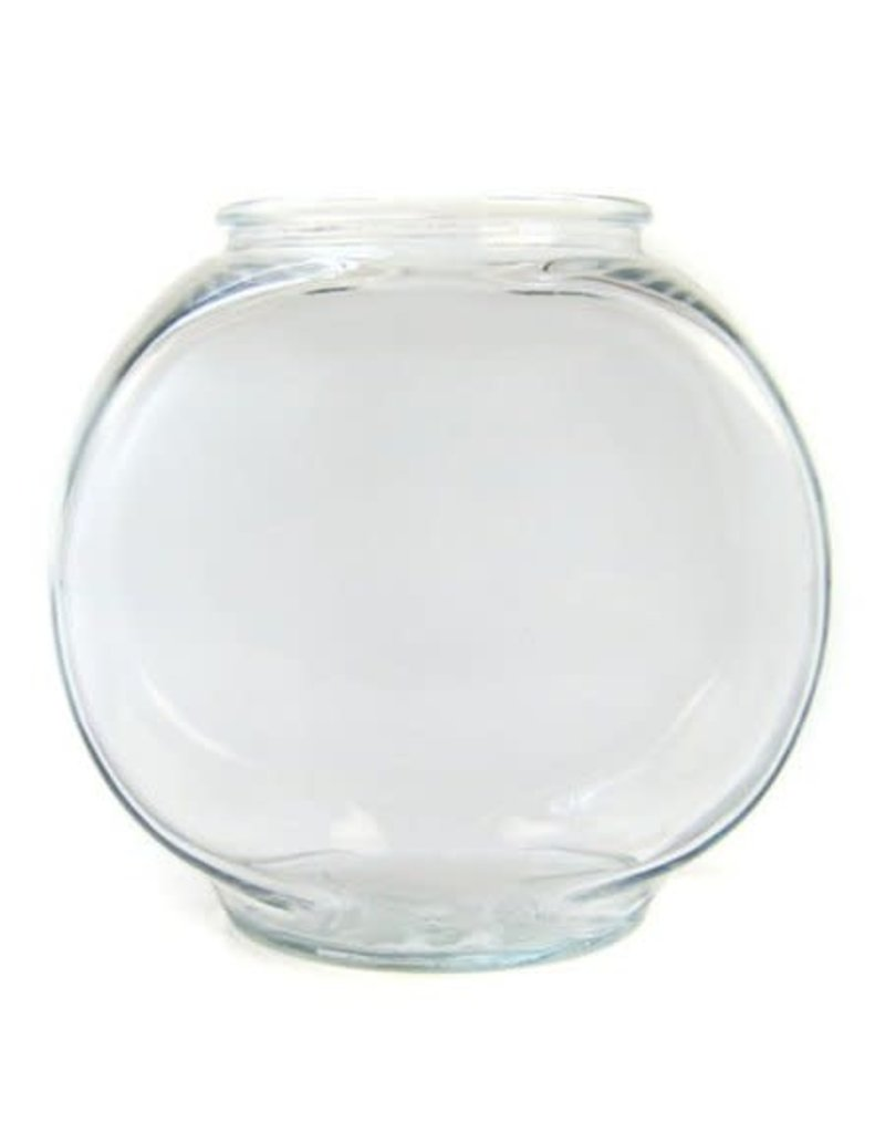 ANCHOR HOCKING 1 GAL DRUM FISHBOWL GLASS