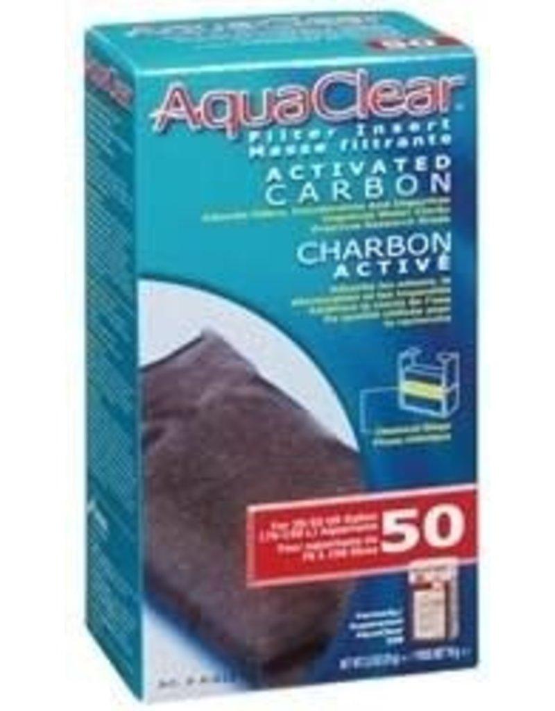 AQUACLEAR AquaClear 50 Activated Carbon, 2.5 oz