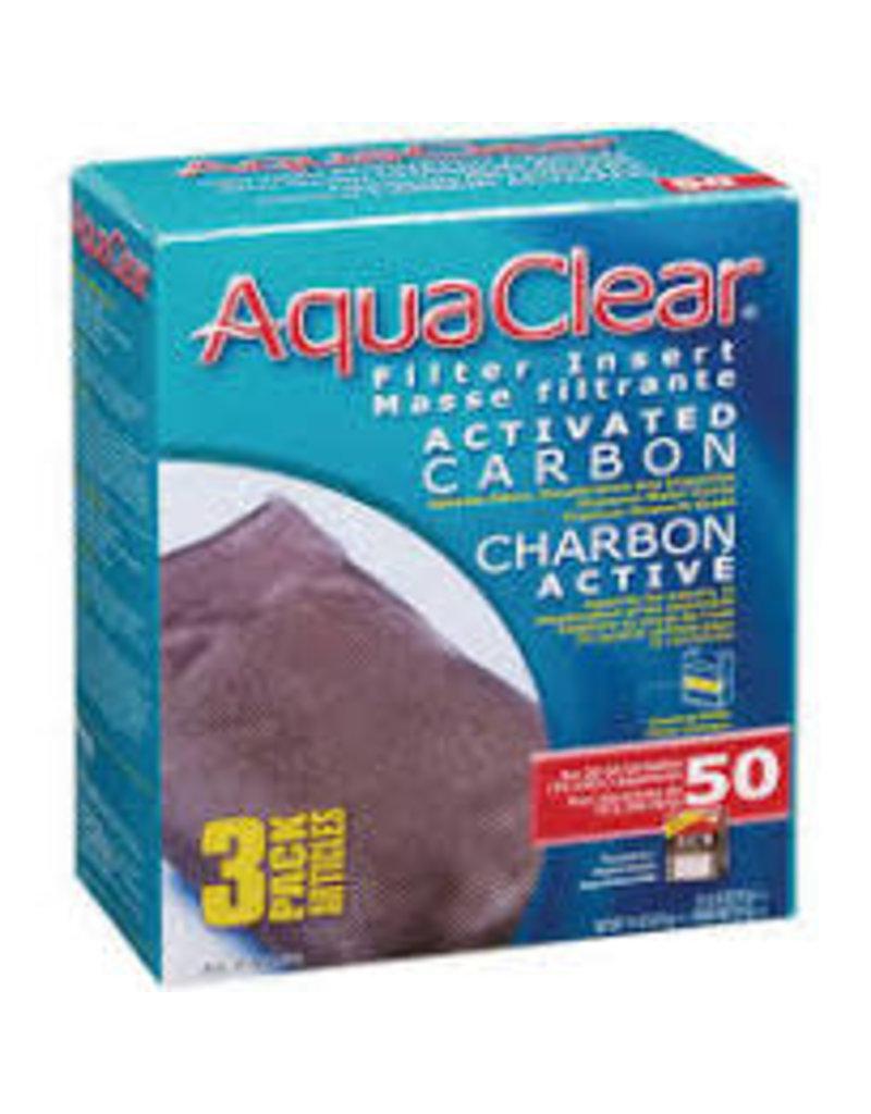 AQUACLEAR AquaClear 50 Activated Carbon (3/pack)
