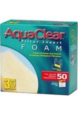 AQUACLEAR AquaClear 50 Foam Insert (3/pack)