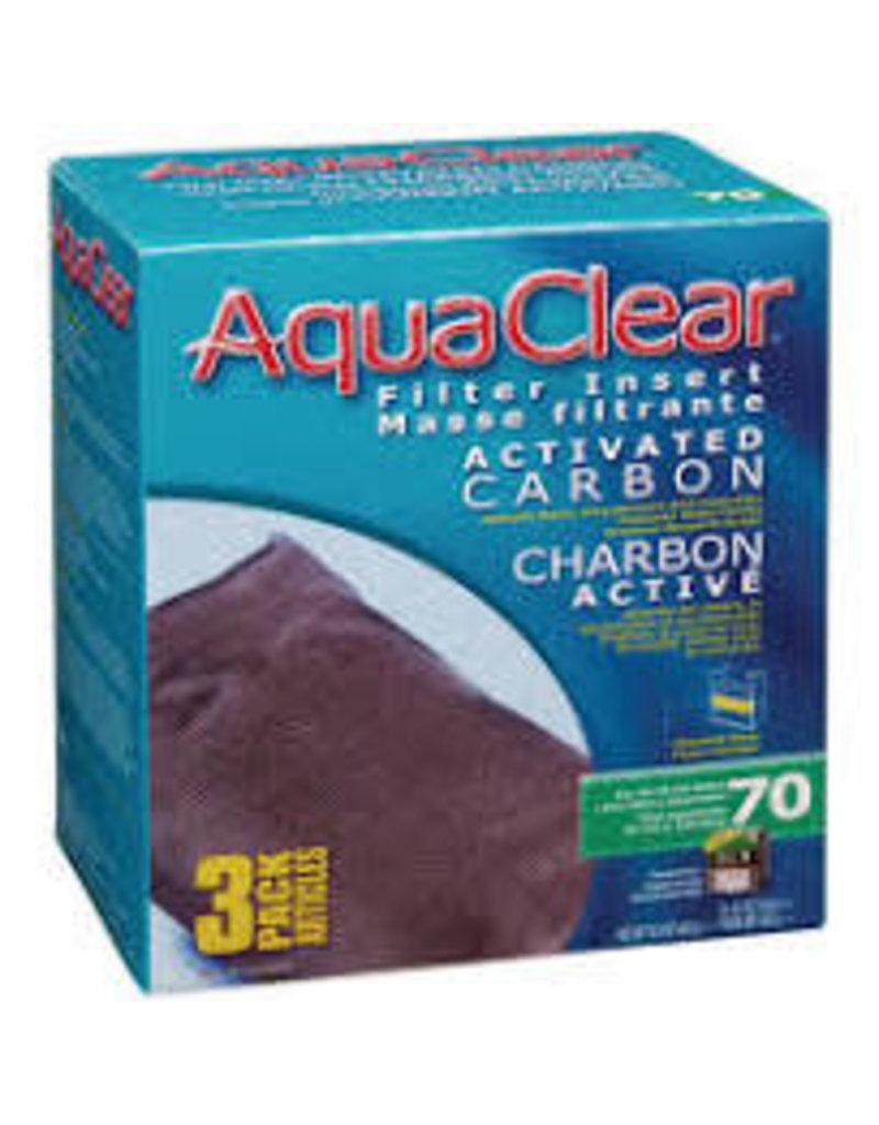 AQUACLEAR AquaClear 70 Activated Carbon (3/pack)