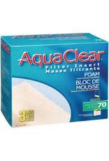 AQUACLEAR AquaClear 70 Foam Insert (3/pack)