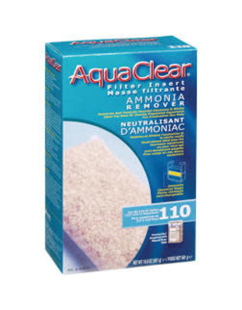 AQUACLEAR AquaClear 110 Ammonia Remover, 19.8 oz