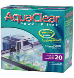 AQUACLEAR AquaClear 5-20 Gallon Power Filter