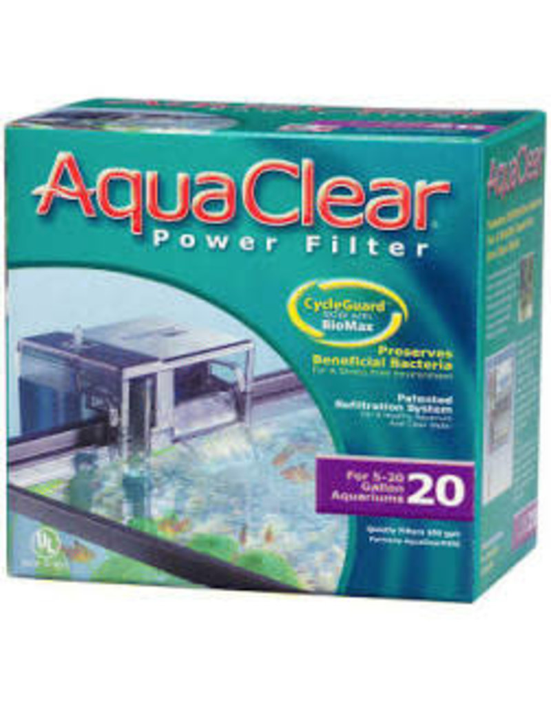 AQUACLEAR AquaClear 5-20 Gallon Power Filter