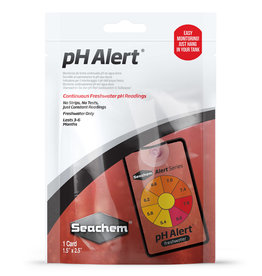 SEACHEM LABORATORIES INC PH ALERT 3-6 MONTHS 1 CARD