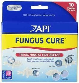 API FUNGUS CURE POWDER PACKETS