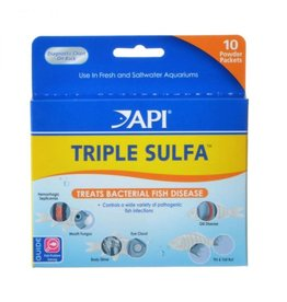 API TRIPLE SULFA POWDER PACKETS