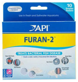 API FURAN 2 POWDER PACKETS