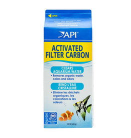 API ACTIVATED FILTER CARBON 22 OZ