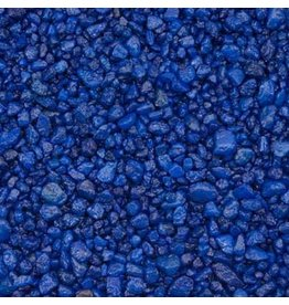 ESTES COMPANY INC DARK BLUE GRAVEL 25LB