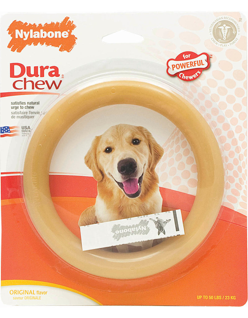 TFH PUBLICATIONS/NYLABONE DURA CHEW RING GIANT