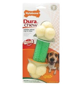 TFH PUBLICATIONS/NYLABONE DURA CHEW DBL ACTION WOLF