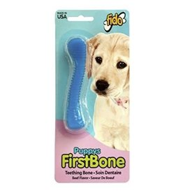 Fido Fido Puppy's First Bone Mid Boy Blue EA