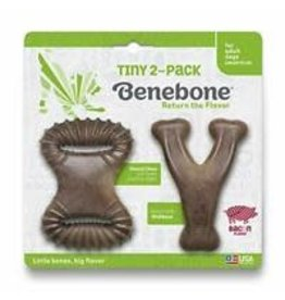 BeneBone BENEBONE TINY 2PK BACON