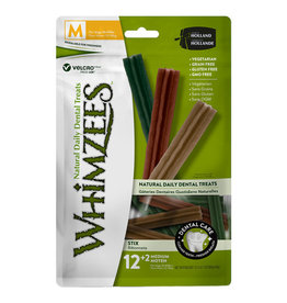 whimzees Whimzees 5.9 in Stix med Dental Treat 14 Pieces Bag EA