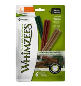whimzees Whimzees 7 in Stix Dental lg  Treat 7 Pieces Bag EA