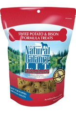 NATURAL BALANCE PET FOODS 14OZ LIT BISON/SWT POTATO