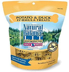 NATURAL BALANCE PET FOODS 14OZ LIT DUCK/POTATO
