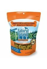 NATURAL BALANCE PET FOODS 8OZ LIT FISH/SWT POTATO SB
