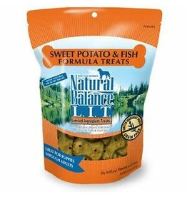 NATURAL BALANCE PET FOODS 8OZ LIT FISH/SWT POTATO SB