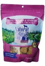 NATURAL BALANCE PET FOODS 14OZ LIT VENISON/SWT POTATO