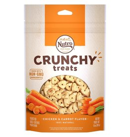 NUTRO PRODUCTS INC CARROT CRUNCHY TREAT 10OZ