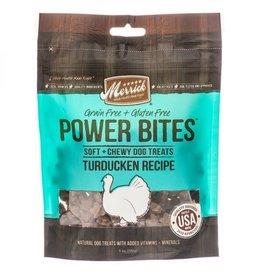 MERRICK PET FOODS MK Power Bites Turducken 6z