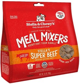 STELLA AND CHEWY'S SC Frzn Morsel Dog Beef 4#