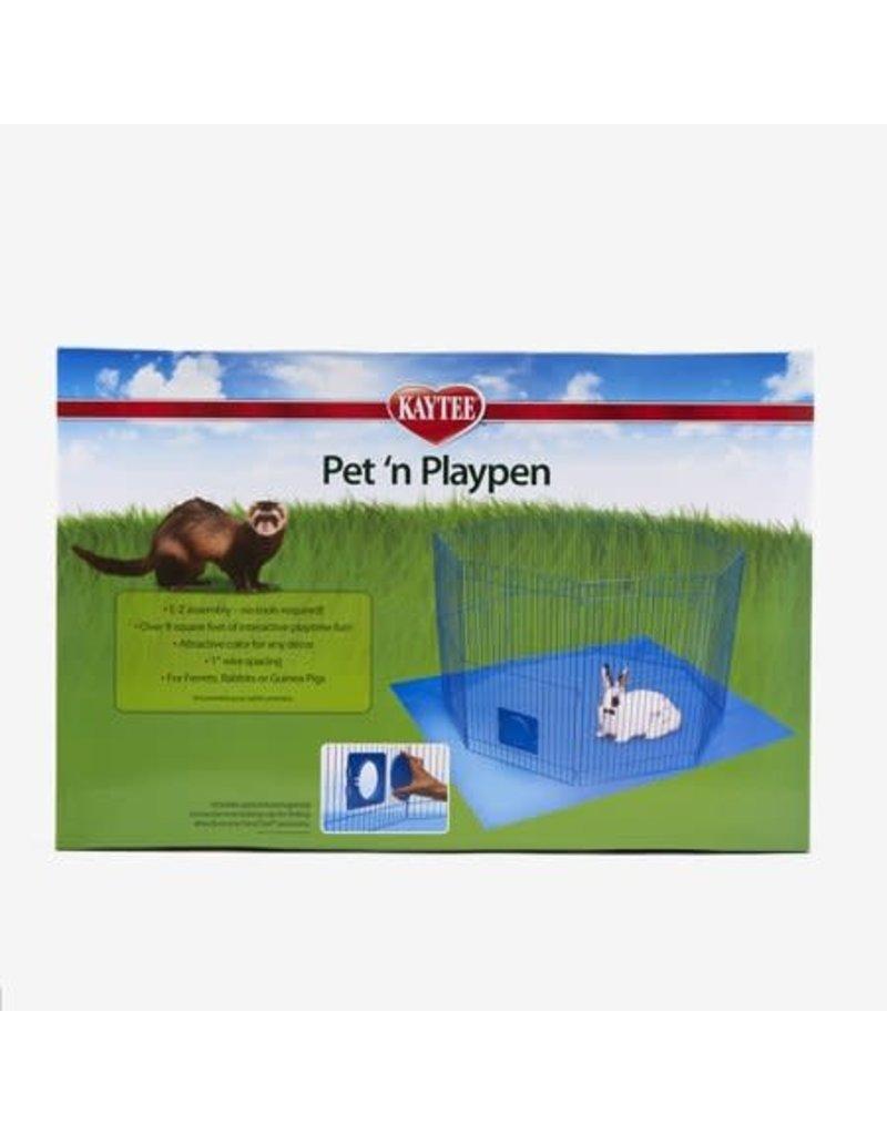 """SUPER PET Large PET-N-PLAYPEN 29"""" x 48"""" Wide"""